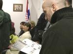 Posjeta sudionika šetnje po Ciglenici Mjesnom odboru Ciglenica [BT 2014.]