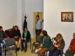 Posjeta sudionika šetnje po Ciglenici Mjesnom odboru Ciglenica [MS 2014.]