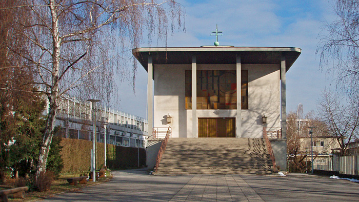 Crkva Sv. Marka Križevčanina