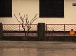 """Ograda u Ilirskoj ulici - """"izlazeće sunce"""" [GP 2015.]"""