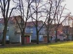 Naselje Istrana i invalida, pogled preko parkovnog dijela iz smjera Selske ceste [VR 2013.]