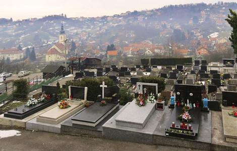 Trešnjevačka groblja