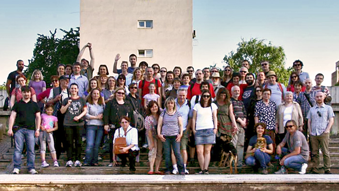 Jane's Walk šetnje u Zagrebu