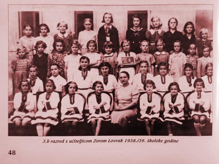 Osnovna škola Horvati – crtice iz povijesti