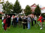 Sudionici šetnje po Pongračevom (13.10.2015.) u Naselju Istrana i invalida [BM 2015.]