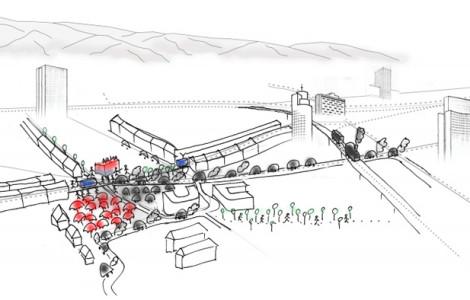 Iva Štambuk, Tea Matija Tolić: Preobrazba gradskog prostora Trešnjevke – studentski rad