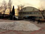 Trg Krešimira Ćosića na izmaku zime [GP 2016.]