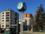 Javni sat na Ciglenici - ugao Selske ceste i Zagorske ulice [GP 2016.]