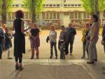 Sudionici posjeta Elektrostrojarskoj obrtničkoj školi na Selskoj cesti [GP 2016.]