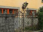 Osebujno izvedena ograda i vrtna galanterija uz zgradu u Ribničkoj ulici [GP 2016.]