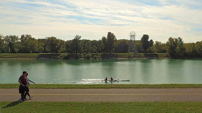 Jarunsko Jezero Mapiranje Tresnjevke