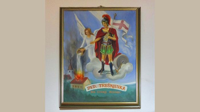 Vatrogastvo na Trešnjevci
