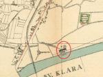 """""""Zaboravljeno kupalište"""" na kraju Savske ceste - (karta iz 1926.) [JD 2018.]"""