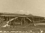Trnjanski Most Slobode u gradnji (1959.) [JD 2018.]