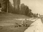 Okolica Savskog kupališta oko 1960. g. [JD 2018.]