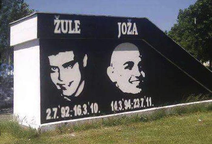 Josip i Žule – tragično nastradali dečki s Vrbana