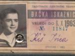 Godišnja đačka iskaznica ZET-a za 1963. godinu [IK 2020.]
