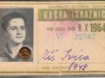 Godišnja đačka iskaznica ZET-a za 1964. godinu [IK 2020.]