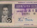 Godišnja studentska (i đačka!) iskaznica ZET-a za 1967. godinu [IK 2020.]