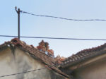 Posljedica potresa (22.3.2020.) u Grobničkoj ulici [VR 2020.]