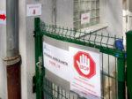 Ulaz u Dežurnu ambulantu pri Domu zdravlja u Zvonigradskoj ulici [GP 2020.]
