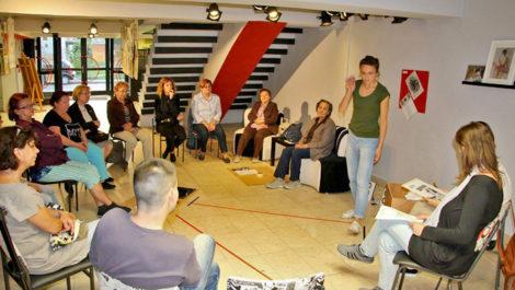 Interaktivna radionica ART-ACT-BOX umjetnice Andreje Kulunčić [SMK 2020.]