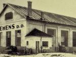 Radionica tvrtke Jugoslavensko Siemens d.d. iz vremena prije 2. svjetskog rata.