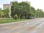 """Golikova ulica, pogled s juga prema """"Papagajkama"""" uz Baštijanovu ulicu [VR 2020.]"""