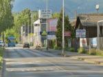 Golikova ulica, sjeverni dio, uz autobus linije 118 na putu prema Baštijanovoj [VR 2020.]