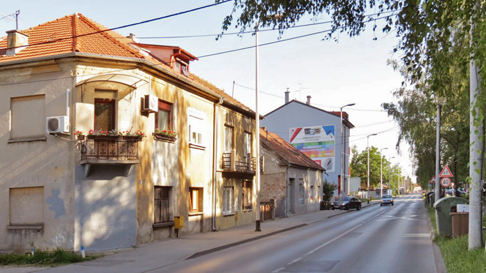 Golikova ulica (Jadranska, Teslina, Kroflinova, Drvinje)