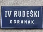 O povijesti ploča sa imenima ulica – na Trešnjevci i šire, diljem Zagreba