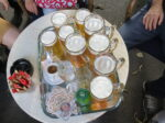 """Narudžba za sudionike 4. kvartovske pive ispred pivnice """"Sidro"""" u Puštakovoj ulici u Staglišću. [VR 2020.]"""