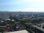 Pogled sa Ciboninog tornja 2012. - pogled prema sjeveroistoku - centar grada [DZ 2012.]