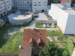 Pogled sa terase zgrade u Tratinskoj 73 [VR 2020.]