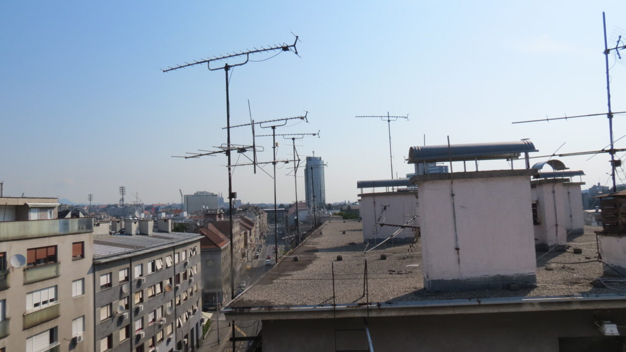 Trešnjevka iz ptičje perspektive (8): Tratinska ulica