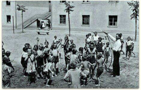 Zdravstveno-socijalne ustanove na Trešnjevci – povijest