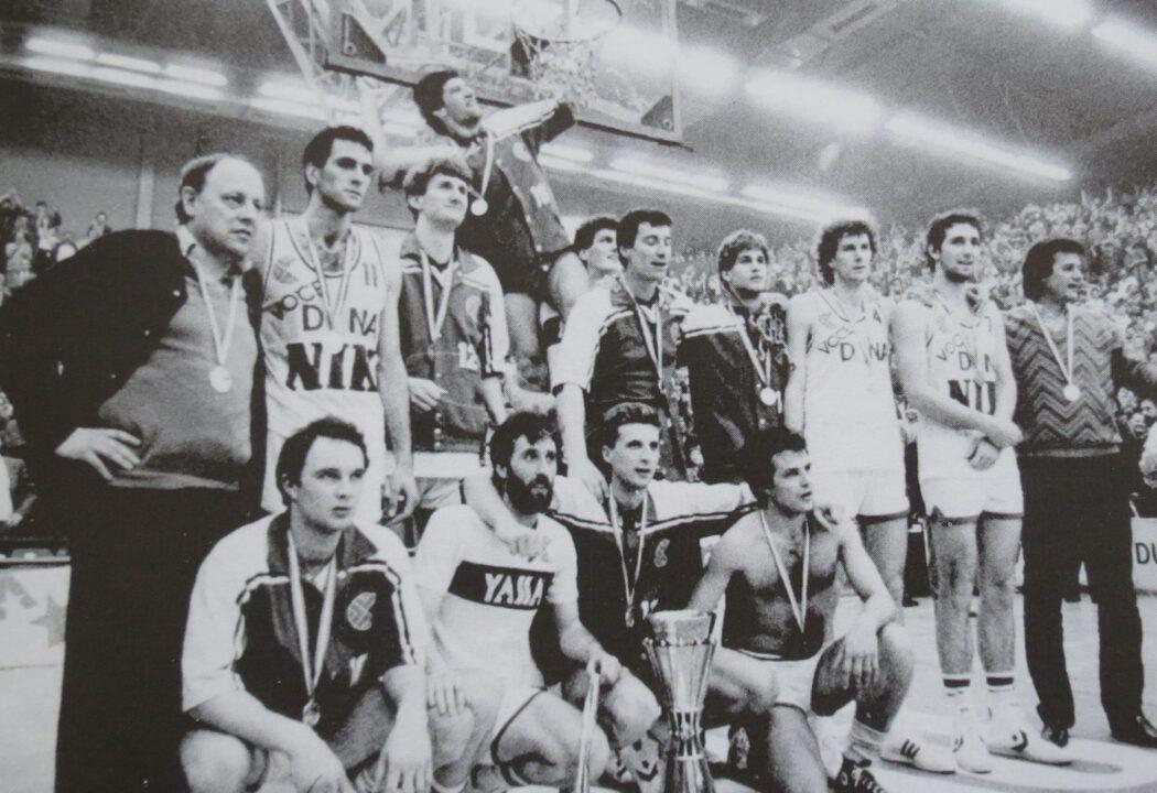 Košarkaški klub Cibona (nekad KK Lokomotiva)