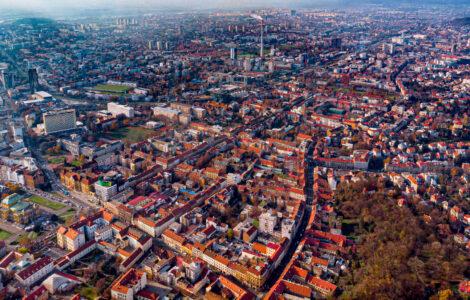 Marko Furjan: Prostorni razvoj Trešnjevke – studentski rad