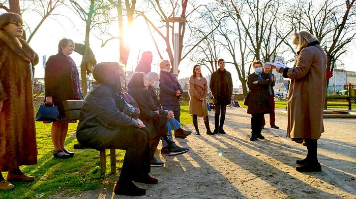 S čitanja u Parku Zvonimira Milčeca [SM 2021.]