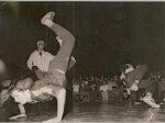 Nastup plesača u jednom od zagrebačkih disko klubova [XX 1983.]