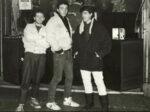 Big Ben 1987. S lijeva na desno: Igor Grgić aka DJ Toxic, Renato Đošić Renman i Tomislav Tomašević [XX 1983.]