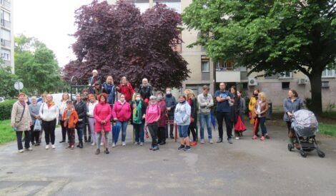 Zajednička fotografija sudionika šetnje [VR 2021.]