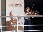 Nastup na Remizi jedne od učenica Osnovne glazbene škole Rudolfa Matza [LM 2021.]