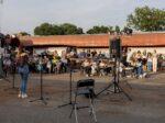 Nastup polaznika Glazbenog podija Centra za kulturu Trešnjevka na Trešnjevačkoj tržnici [LM 2021.]