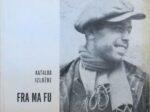 Naslovnica kataloga izložbe o Franji M. Fuisu, autor Mladen Hanzlovsky