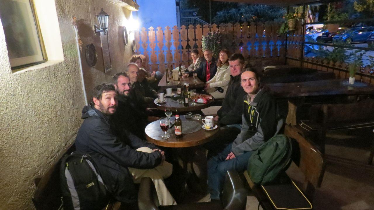 7. Kvartovska piva u caffe baru/bistrou